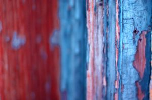Flaked Paint by kpmycoskie