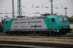 Lok and Roll LTE TRAXX by Seth890603