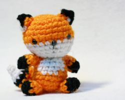 My Tiny Fox 04 by tinyowlknits