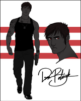 Illegal Ear: Dean Bolswick by Ranya-Ni