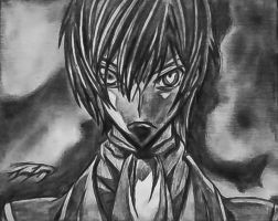 Lelouch vi Britannia by thrashingshadow167