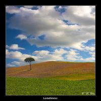 Loneliness by Marcello-Paoli