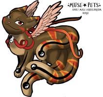 Eski - Rowan by Muse-Pets