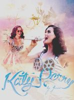 Katy Perry by Estelaessie