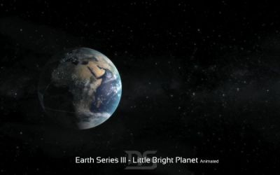 Little Bright Planet Animated by Dani-Sang