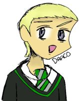 Cute Draco by SmileWhenDead