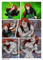 mary jane into the female rhino page 2 by lonewarrior20