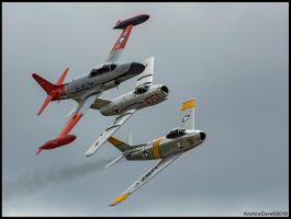 Korean War  Flight 2016 by AirshowDave