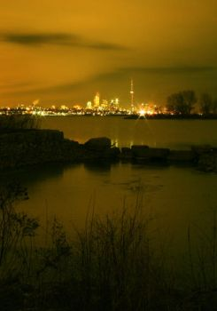 toronto by the lake. by theycome
