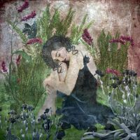 Lament of the Black Rose by LindArtz