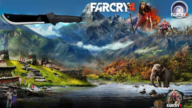 Theme for Xbox one |Farcry4 by msk11