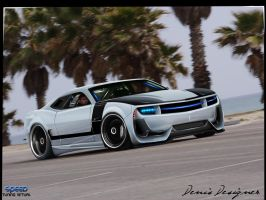 Camaro SS BoSS by denisdesign