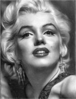 Marilyn by mcfly72