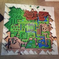 Light World Map--Complete! by PixelPerfect8