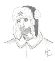 Russian Ushanka by CrashyBandicoot