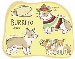 Burrito by starry-fruit