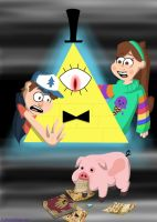 Welcome to my dimension, kiddos... by Tufsanisthecat