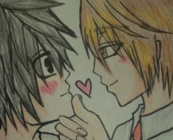 L x Light - Light becomes seme by Seke-Ume