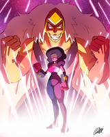 Stronger than you - Steven Universe by oNichaN-xD