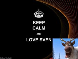 Give Sven some love too by XxStrawberry-RosexX