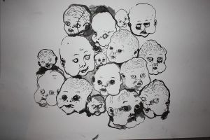 Fucking Baby Heads by SolitarySeagull