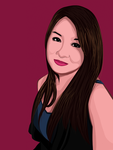 purely pen tool of photoshop by jaquieang