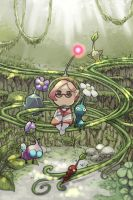 Pikmin fanart log / September 2013 by WishField