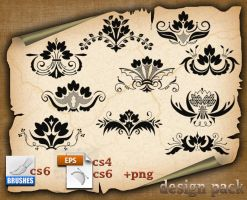 Desing Pack by roula33