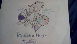 Hagu Had a Nightmare, TockTick to the Rescue by SharpieRage