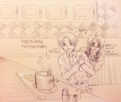 Happy Birthday, Pwnedbypineapple!! :D by MoPotter