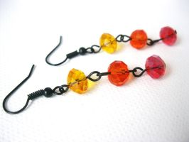 Fall harvest earrings by faranway