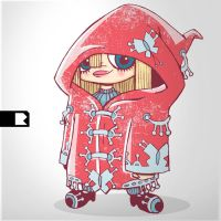 Little Red Riding Hood by roccoloko