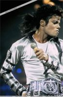 MJ BAD Tour by brebre890