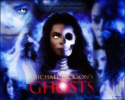 Michael Jackson Ghosts by AngySetsugekka