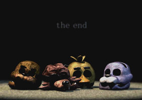 Five Nights at Freddy's is all over, forever :( by gold94chica