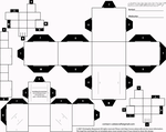 cubeecraft template by 1madhatter