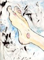 Foot by Labyrinthe
