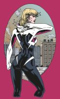 Spider-Gwen by AssisEzequiel by edCOM02