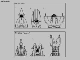 Ship Designs by introvert13