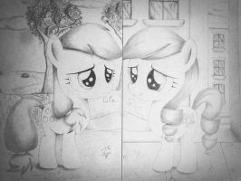 Filly Friends by TheAsce