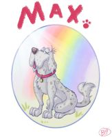Max the Dog by MujakiKid