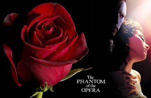 The Phantom of the Opera by fleeingfantasy