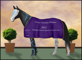 Nighalo'naj - Cross Country Winner by Orstrix
