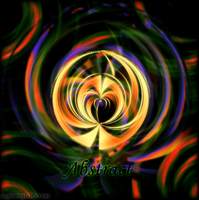 Loopy Abstract by LightningIsMyName