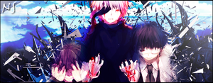 Tokyo Ghoul by EvolKing96