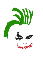 Why So Serious? by thezombietribe