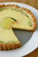 Lime Curd Tart 1 by bittykate
