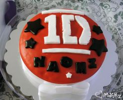 1D Cake by iMaikz