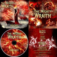 The-mighty-wraith-heavy-metal-uk-cd-cover-design-a by MOONRINGDESIGN