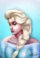 Elsa (Frozen) by NineTrails